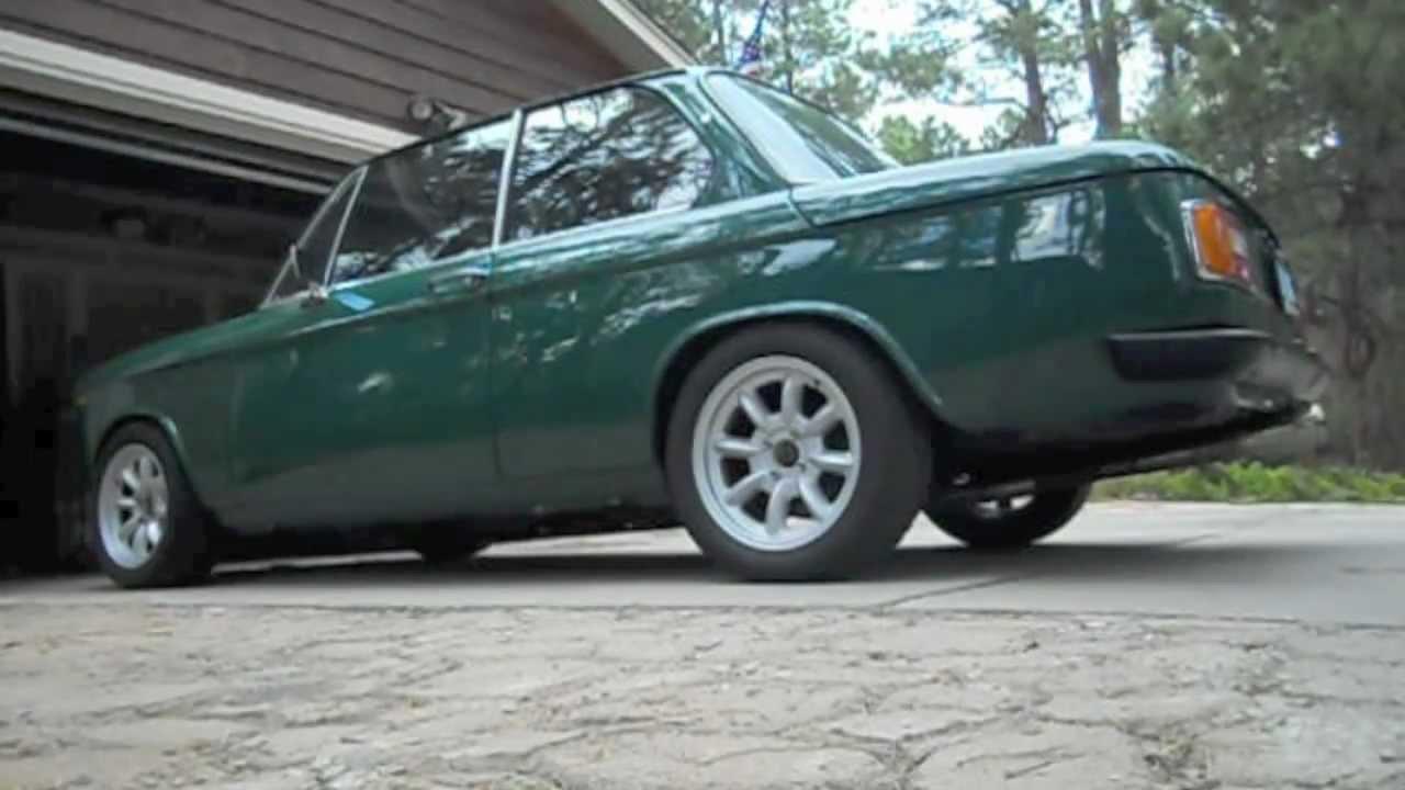 1976 BMW 2002 - YouTube