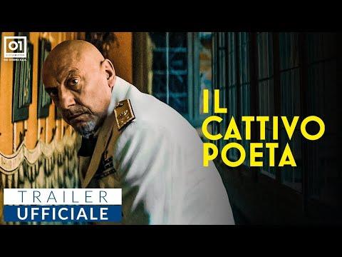 IL CATTIVO POETA (2021) di Gianluca Jodice - Trailer Ufficiale HD
