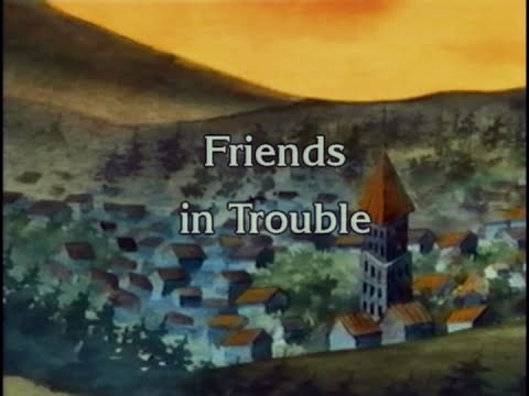 The World of David the Gnome - Episode 20 - Friends in Trouble (Restored)