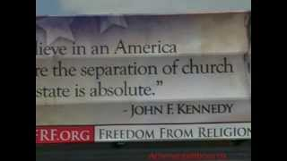Atheist Billboard - Lubbock, TX - Freedom From Religion Foundation (FFRF) - Local news