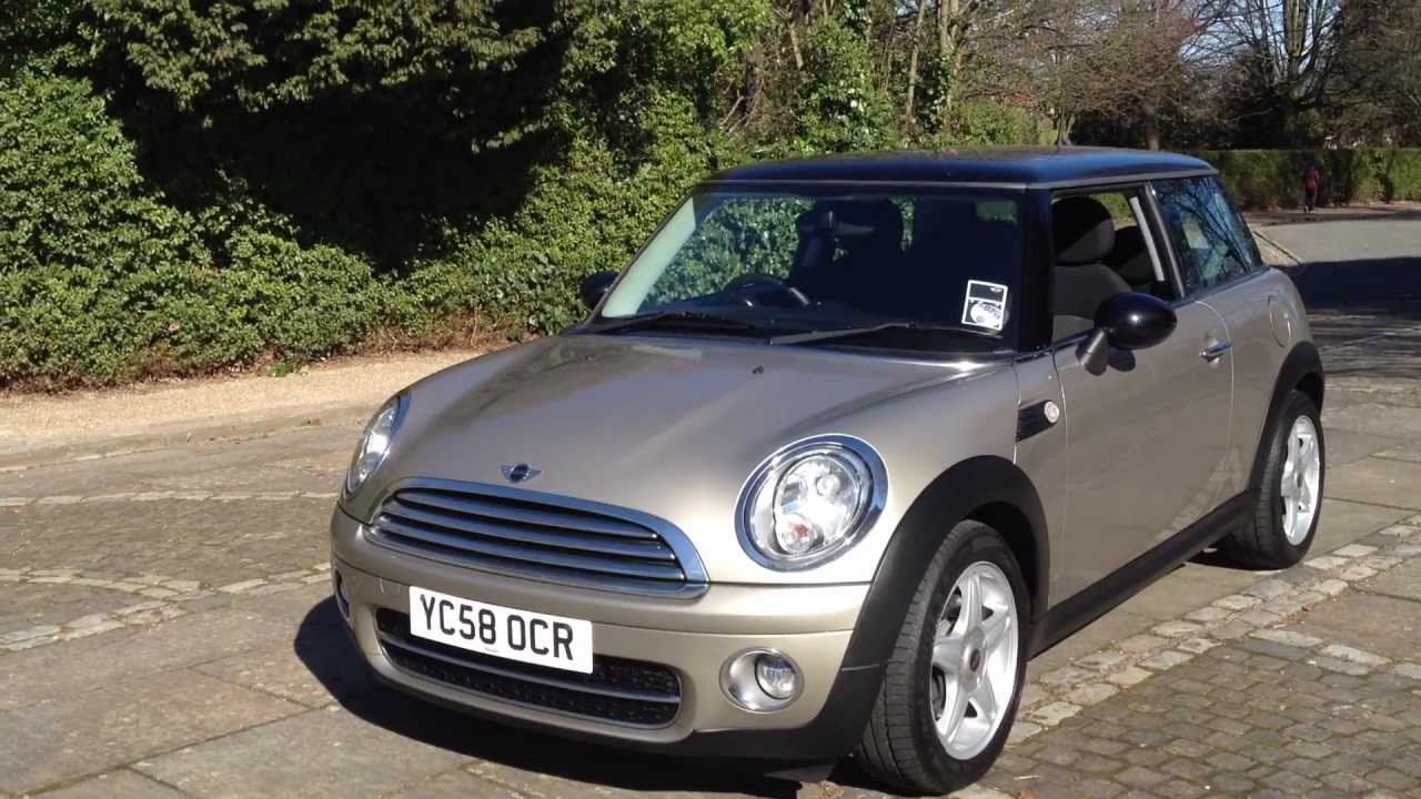 2009 mini cooper diesel chilli pack classic cars of wirral for sale youtube. Black Bedroom Furniture Sets. Home Design Ideas