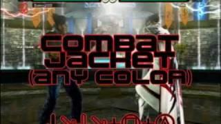 Tekken 6 BR - All Character Item Moves