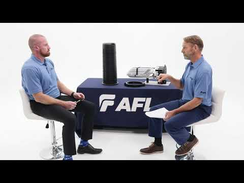 Will Interviews David about developing our Apex™ Fiber Optic Splice Closures