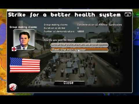 RULERS OF NATIONS  - Geopolitical Simulator 2 - Trailer