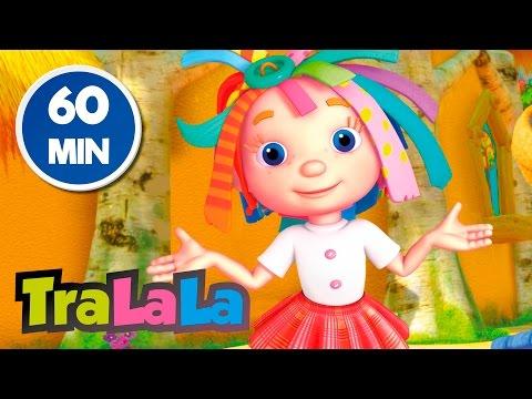 60 MIN - Rosie și prietenii ei (Ep 48- 52) - Desene animate dublate în limba română | Tralala