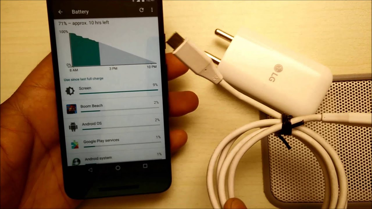 lg nexus 5x charger review nexus 5x charging time battery performance on lg nexus 5x youtube. Black Bedroom Furniture Sets. Home Design Ideas