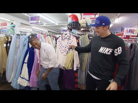 Cabbie Presents Luke Willson Picks Hallowe'en Costumes