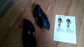 Як правильно встановити шипи на контактну взуття