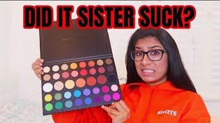 HONEST James Charles X Morphe Artistry Palette REVIEW & TUTORIAL