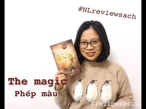 LUẬT HẤP DẪN || THE MAGIC - Phép màu (Rhonda Byrne) || Review sách || Ninh Lương