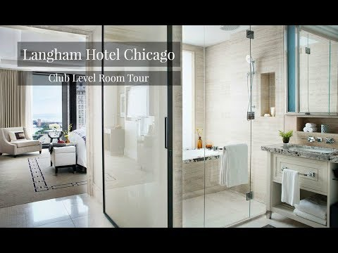 Langham Hotel Chicago Room Tour - Five Star Hotel - Lux Life
