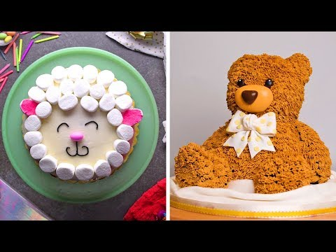 Top 23 Birthday Cake Decorating Ideas