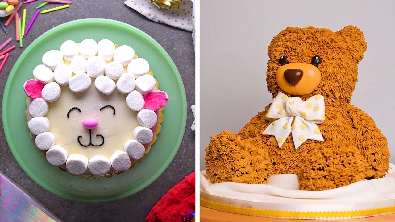 Top 23 Birthday Cake Decorating Ideas Homemade Easy Cake Design