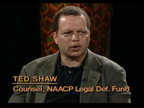 African American Legends: NAACP Legal Defense and Education Fund