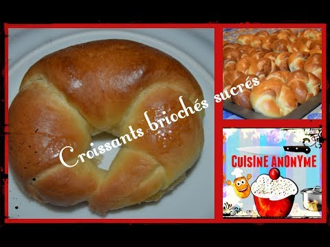 croissants-briochés-sucrés