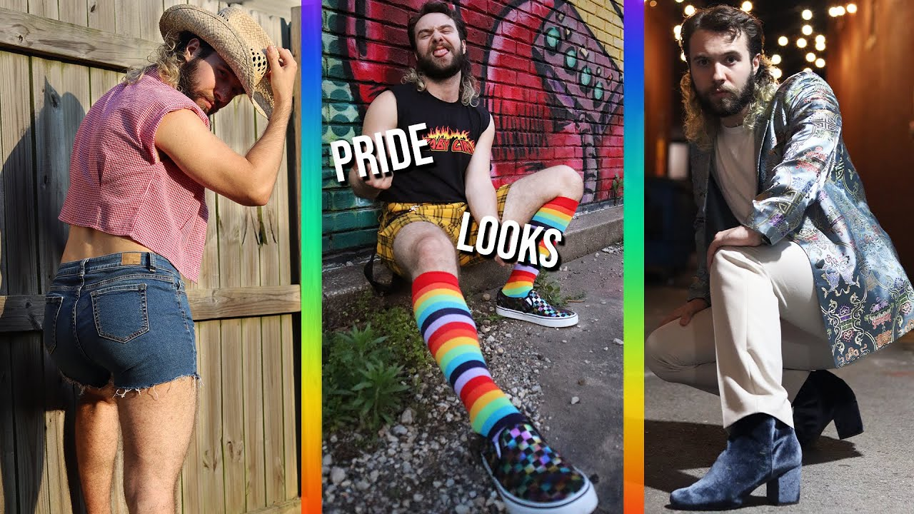 FtM Pride Looks - What Your Outfit Says About You