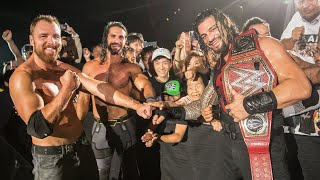 The Shield add to their ranks in Osaka, Japan