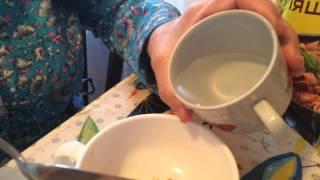 Бабушкины рецепты. Суп с фрикадельками.
