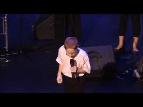 A 10 Year-Old Blind Autistic Boy Singing. What Happened Next Shocked Everyone.