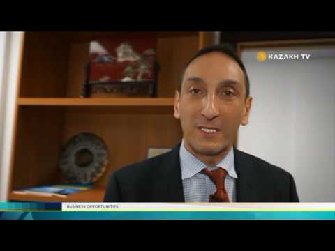 """Business opportunities"" №5 (07.12.2016) - Kazakh TV"