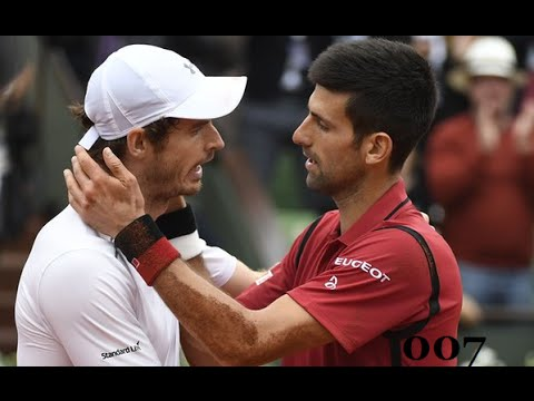 Andy Murray and Ivan Lendl on mission to down Novak Djokovic !!!