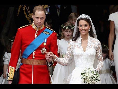 принц уильям и кейт фото со свадьбы