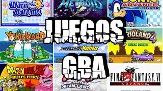 los mejores juegos para gba (link de descargas) 2015