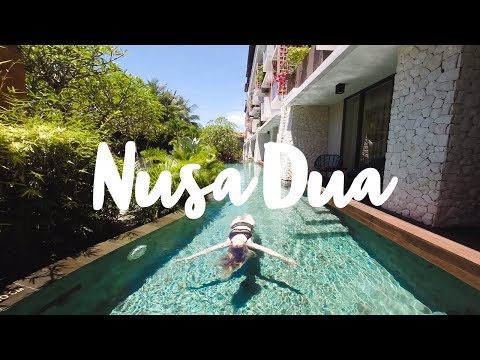 NUSA DUA in 60 SECONDS | Little Grey Box