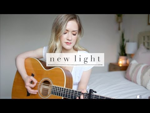 New Light John Mayer Cover | Carley Hutchinson