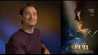 jude law on submarines and smelling like a badger