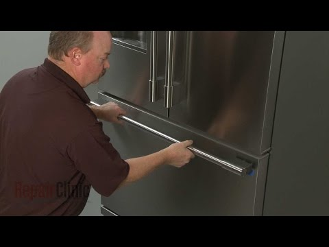 Door Handle - Frigidaire Refrigerator