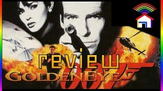 GoldenEye 007 (N64) review - ColourShed