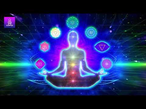 Aura Cleansing Sleep Meditation: Instant Aura Cleansing, Unblock 7 Chakras |  Binaural Beats