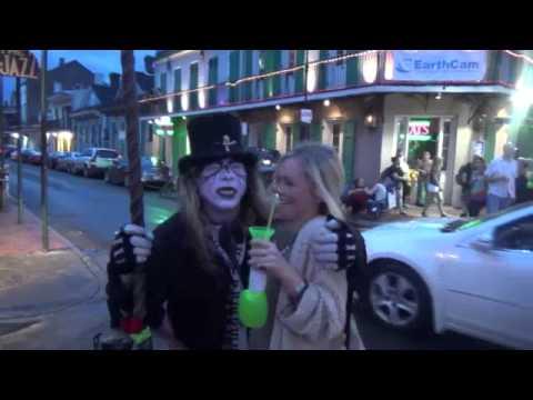 New Orleans 2015-Bourbon Street