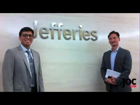 JOC Group Inc   Mario Moreno - Economist