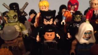 LEGO DC Minifigure Collection