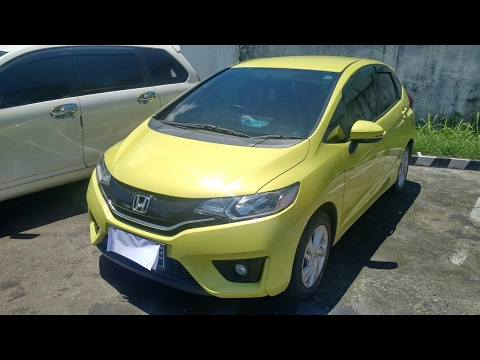 In Depth Tour Honda Jazz GK S CVT - Indonesia