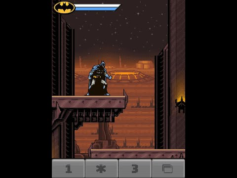 Superman \u0026 Batman: Heroes United (Java ME Game) - Walkthrough (No Commentary)