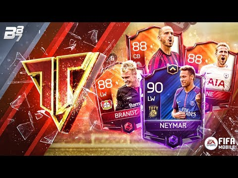 INSANE TEAM HEROES PACK OPENING! MENTAL TOTY MASTER PULLED! | FIFA MOBILE