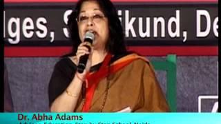 Dr  Abha Adams    Developing Human
