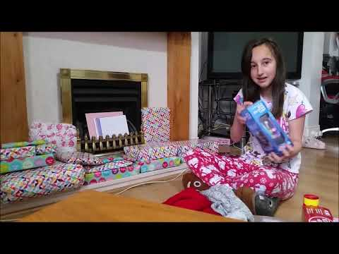 My Teen S 15th Birthday Opening Her Presents Youtube