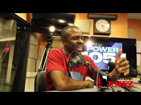 The Sunday Sit Down With EmEz: Gbenga Akinnagbe Part 2