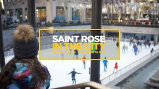 Saint Rose in the City 2018 - Hearst Tower NYC