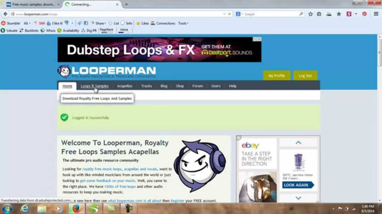 Mixcraft Tips: Where to get Free Loops & Samples for Mixcraft