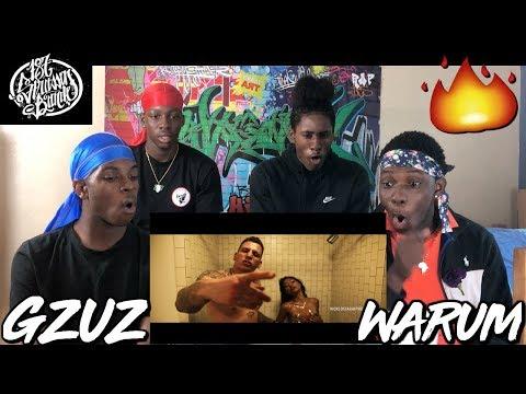 "GZUZ ""Warum"" (WSHH Exclusive - Official Music Video) - REACTION"