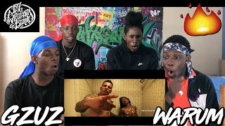 "GZUZ ""Warum"" (WSHH Exclusive - Official Music Video) - REACTION"