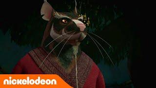 Черепашки-ниндзя | Что потерял Сплинтер | Nickelodeon Россия