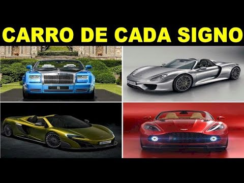 CARRO DE CADA SIGNO (ATUALIZADO 2019) Todos Os Signos