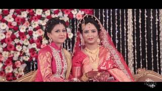 Wedding Reception Trailer - Tanha & Anik - 21 Feb 2017 - PSC Convention Hall - Artland