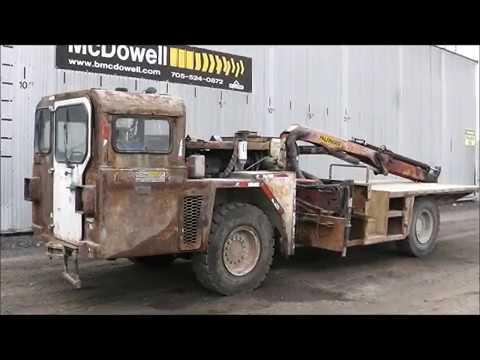 Getman A64 Boom Truck B50-067